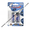 Pile 1,5 V Energy Paintball Alcaline AA (pack de 6)