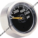Manomètre 600 psi