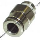Raccord droit Macro Flex 6 mm 1/8