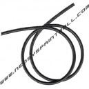 Durite macro flex 6 mm x 30 cm Noir